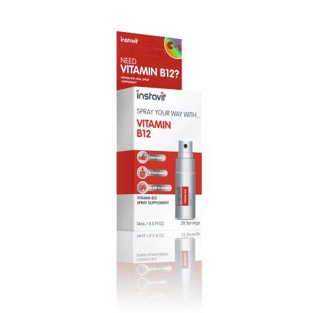 Instavit Vitamin B12 Spray, 14 ml