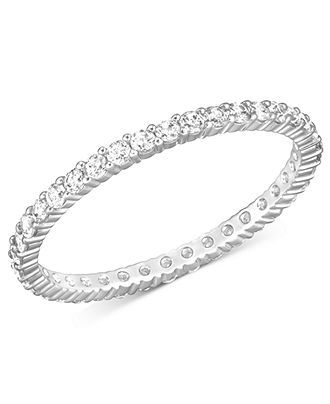 Swarovski Ring. Delicate rings- absolutely in love with this promise ring
