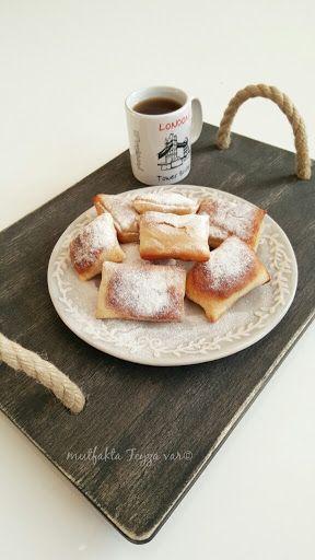 Beignets (Benye) Tarifi ~ mutfakta Feyza var
