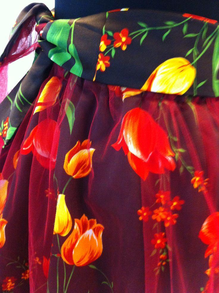 Tullip Midi Skirt