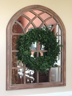 Natural Sadie Arch Mirror | Kirklands
