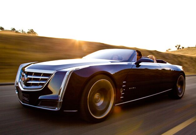 The Cadillac Ciel
