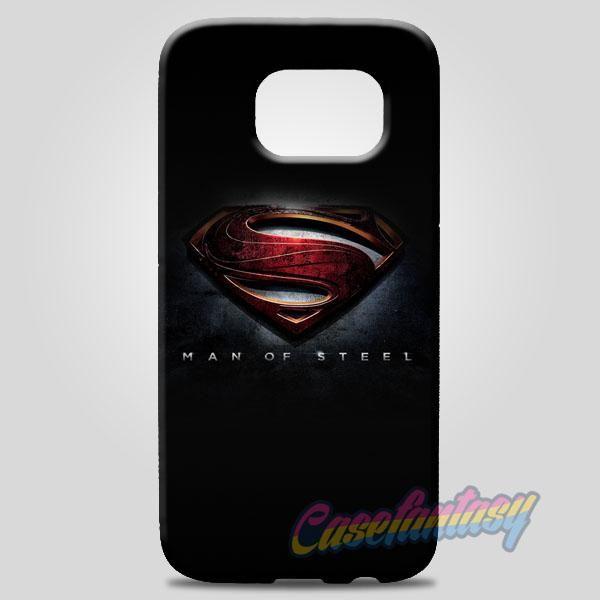 Man Of Steel Superman 2013 Samsung Galaxy Note 8 Case Case | casefantasy