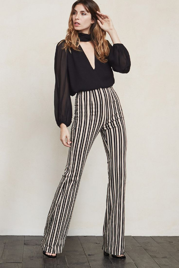 OK, these babies will give you a reason to start wearing pants. The Sumac Pants are a really killer pair of trousers to give your bottom half the love it deserves. They're denim with a flattering high waist and flared leg. They hug your lower assets just right. Strut it out.   https://www.thereformation.com/products/sumac-pant-grain?utm_source=pinterest&utm_medium=organic&utm_campaign=PinterestOwnedPins