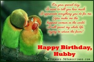 birthday-greetings-for-husband - Messages, Wordings and Gift Ideas