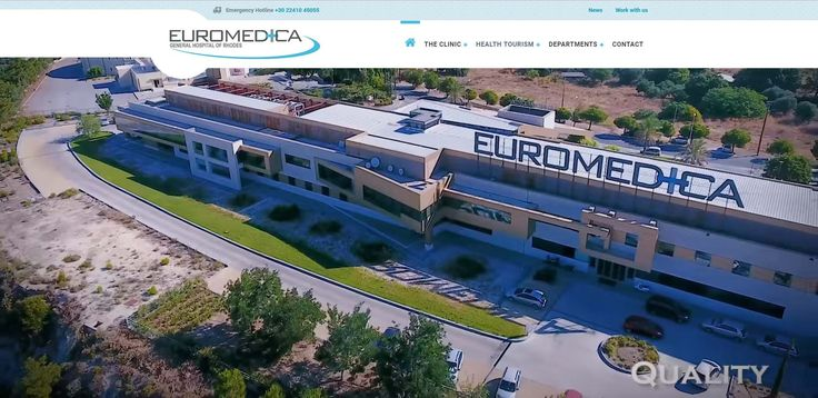 Euromedica General Clinic of Rhodes
