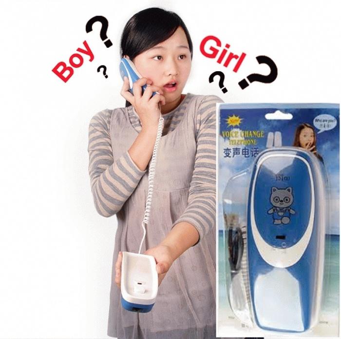 Harga Rp 91.500  Harga belum termasuk ongkos kirim  Telepon unik yg bisa merubah suara menjadi cewek atau cowok    Details produk disni: http://tokoone.com/pengubah-suara-telepon/?affid=3219