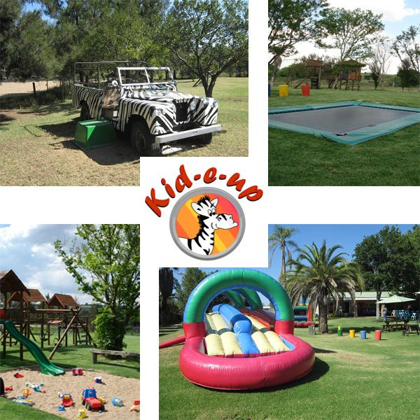 Kid-e-up Party yard is a purpose built party venue offering you and your kid's fantastic facilities for an awesome party. Safe, secure and great fun.  Venue hire accommodations up to 40 children and 40 adults, thereafter an additional charge will be made per person.