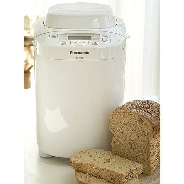 Panasonic® Bread Maker - also makes dough for pizza and buns!