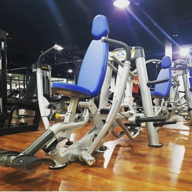 When You Want Equipment That Is Spotlight Ready 24 7 You Know Who To Call Hoist Fitness Roc It Plate Loaded Chest Press Pictured Hoist Fitness Hoist Fitness
