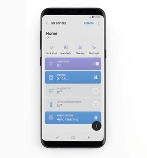 삼성 커넥트 앱(Samsung Connect App) 정보 - 쵸코초코의 그냥저냥