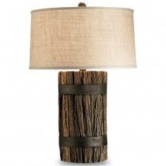 Currey and Company Wharf Table Lamp