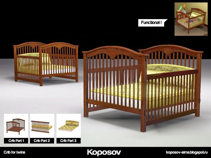 my sims 3 blog new nursery set by koposov sims 3 cc custom content downloads pinterest. Black Bedroom Furniture Sets. Home Design Ideas