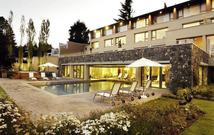 The Top Ten Luxury Hotels In Argentina #9 - El Casco Art Hotel, San Carlos de Bariloche, Argentina