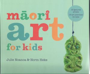 Maori Art for Kids by Julie Noanoa & Norm Heke. Pub. crag potton Publishing, 2014. As a former reference librarian for schools requests one of the hardest requests to do well was for a practica...