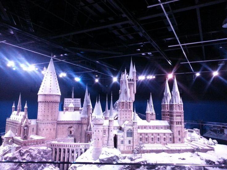 snow's arrived at Hogwarts