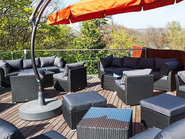 Restaurant terrasse Metz - L'esplanade