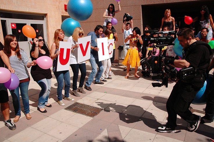Universitat de Vic #Lipdub #UVic