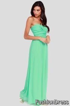 Nice mint maxi dress formal 2017-2018 Check more at http://newclotheshop.com/dresses-review/mint-maxi-dress-formal-2017-2018/