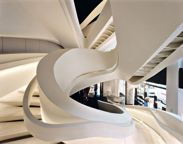 Virginia Duran Blog- 20 Amazing Fashion Stores Designed by Famous Architects- Armani by FUKSAS