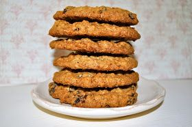 Hope In Every Season: Oatmeal Raisin Cookies: Sorta-Subway® Series & Homemaking Link-Up Weekend