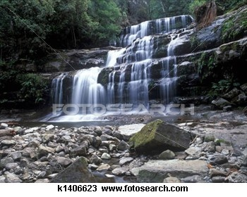 Liffey Falls Tasmania - Australia