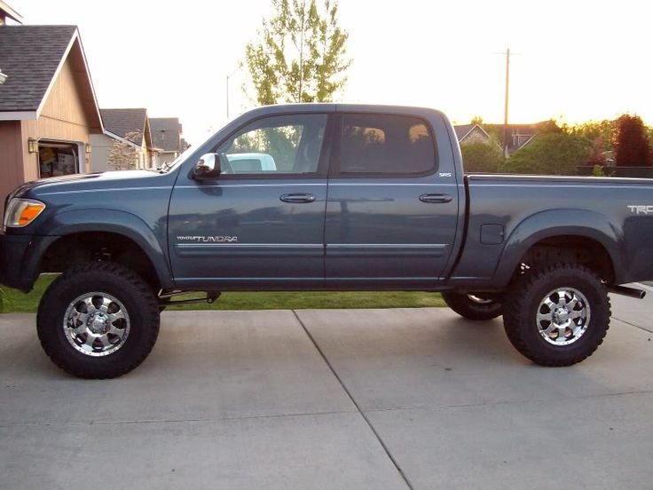 2005 toyota tundra lifted - Google Search