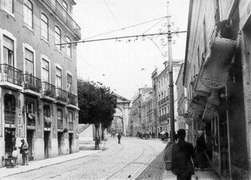 Rua de São Bento, sem data