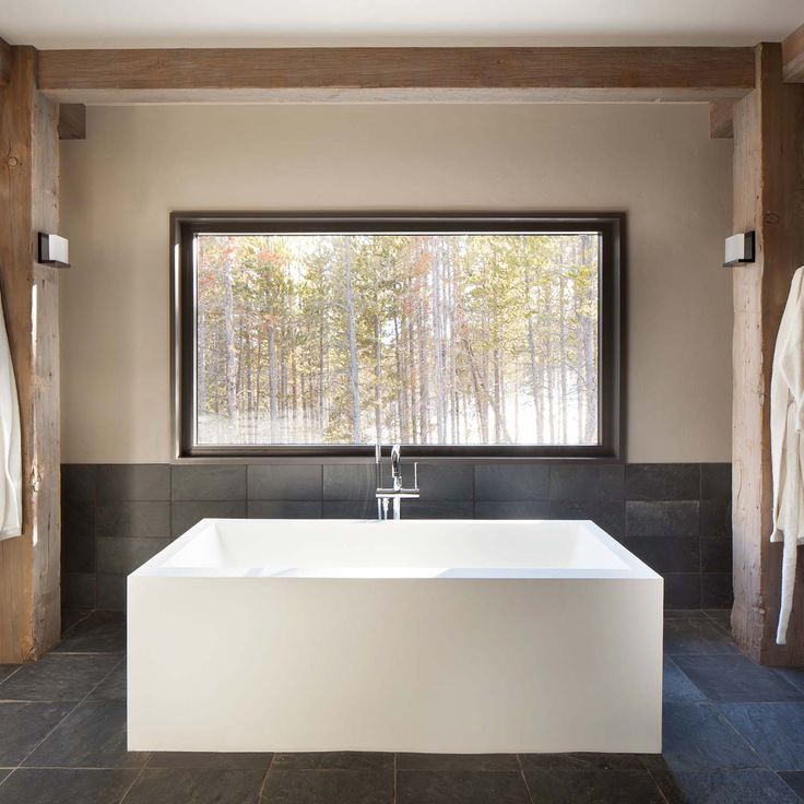 A contemporary mountain retreat surrounded by Montana