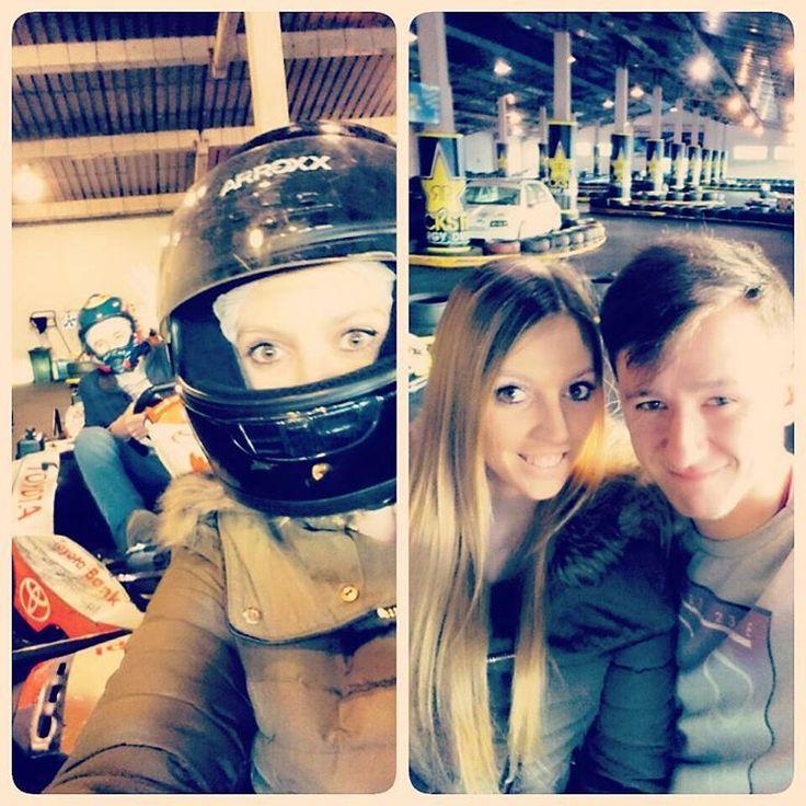 いいね!22件、コメント1件 ― Kasia Sumisławskaさん(@kasiek233)のInstagramアカウント: 「#gokarty, #tor, #kartingowy, #jest, #moc, #fun, #adrenalina,  #with, #myboy, #happy, 👍🚗😀」