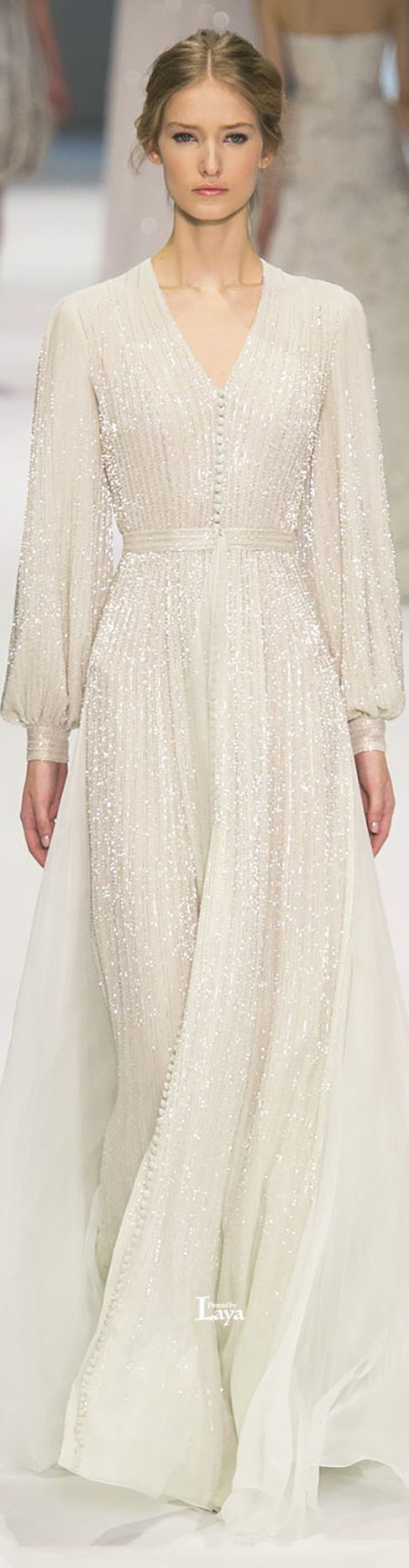 RALPH & RUSSO Spring-Summer 2015 COUTURE