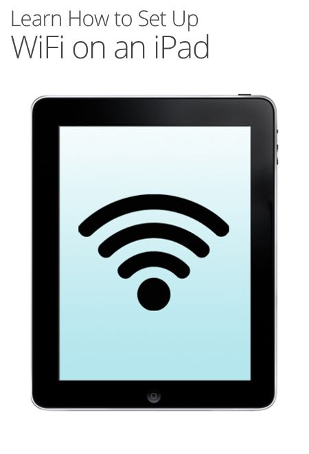 how to get internet on ipad without wifi