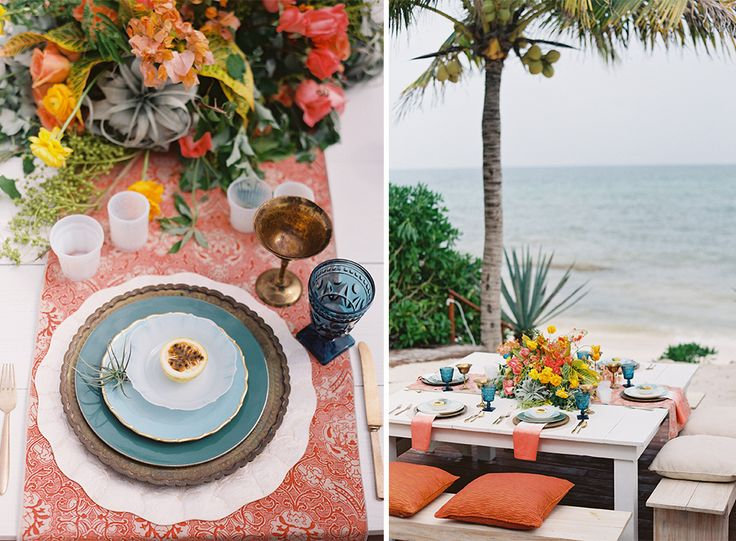 Beach Destination Wedding Tulum