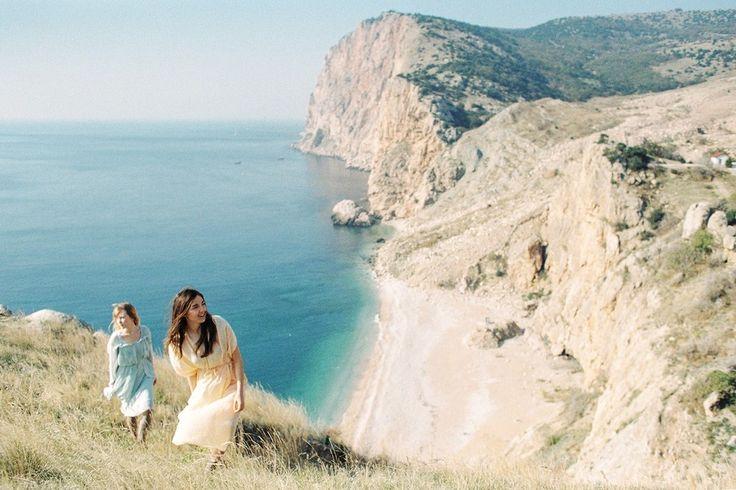 Crimean coastline