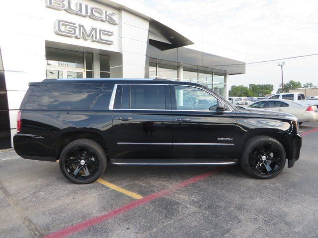 new black 2015 gmc yukon xl 1500 for sale in sherman texas vin 1gks1jkjxfr254907 lemonfree. Black Bedroom Furniture Sets. Home Design Ideas