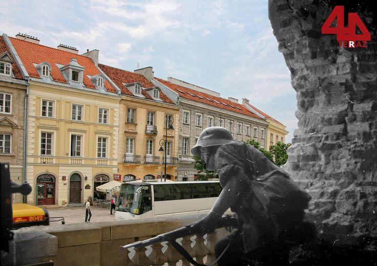Kościół Św. Krzyża (Holy Cross Church) - Then And Now Photos Of Warsaw That Bring History To Life  Best of Web Shrine