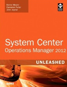 System Center Operations Manager 2012 Unleashed publication date pushed back