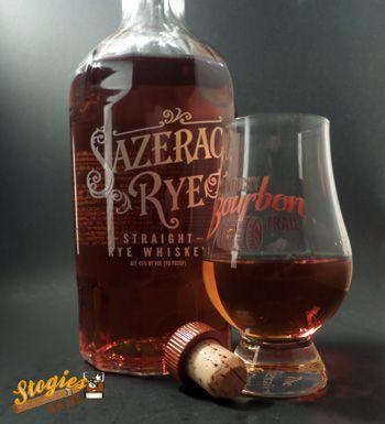 """Sazerac Rye - """"Baby Saz"""""""