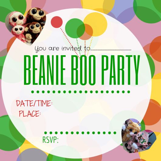 Another year, another party!  My daughter decided that her party had to follow her latest cuddly obsession, Beanie Boos.  I wasn't convinced but soon came up with some ideas (with help from Pinterest!).  I've shared some of the things we did and made for the party – we had lots of fun, so I hope …