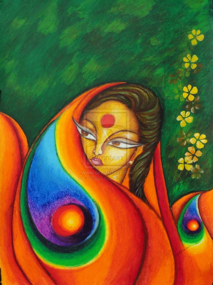 196 best Indian art images on Pinterest