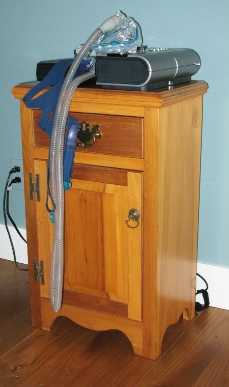 Cpap Bedside Table: 57 Best Images About Nightstand On Pinterest