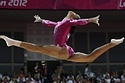 Gabby Douglas's All-Around Gymnastics Gold In GIFs. I could watch these forever, amazing!