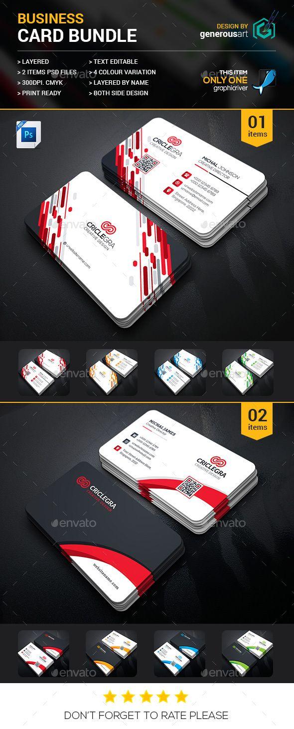 1215 best tarjetas de presentacin images on pinterest business bundle 2 in 1 reheart Images