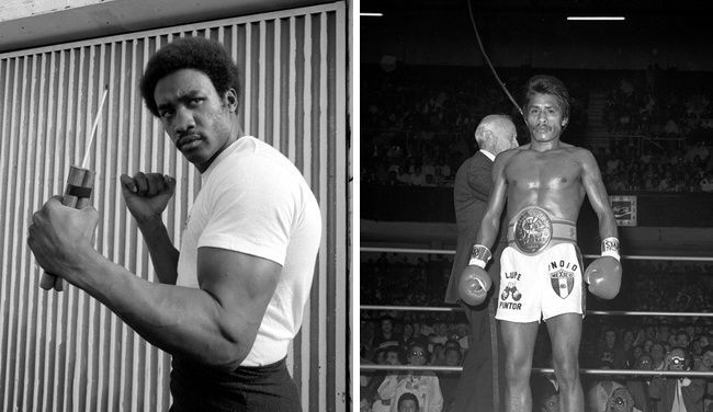 Fight Night at the Olympic: Theo Ehret's Timeless Ringside Photography | FIGHTLAND