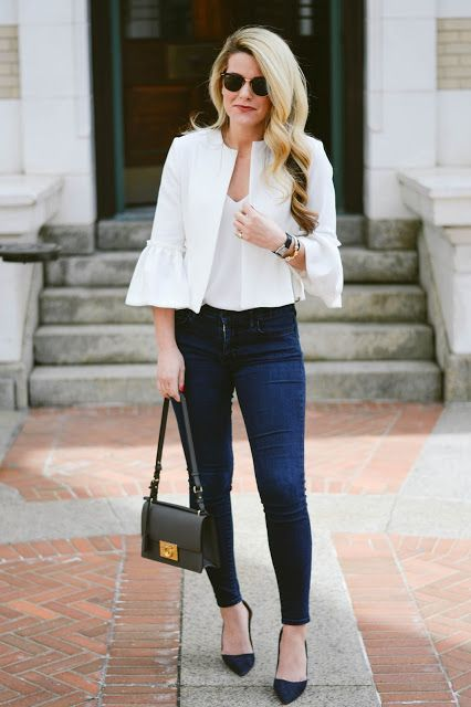 Casual Friday Outfit Idea