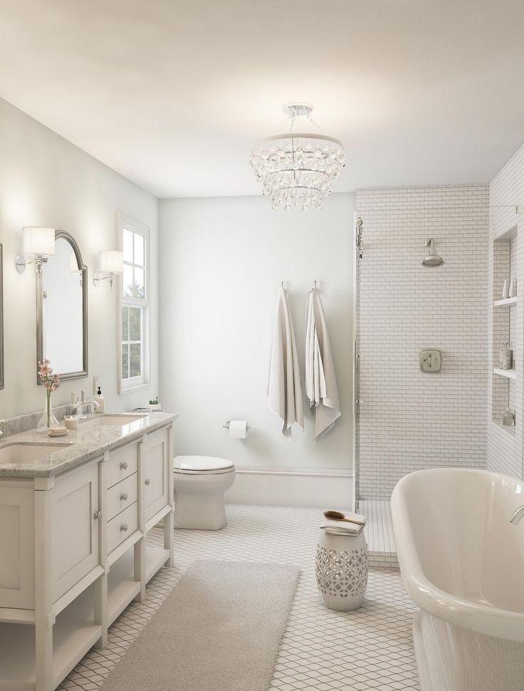 55 Impressive Small Bathroom Remodel Bathtub Ideas 38 Aacmm Com In 2020 Badezimmer Renovieren Badewanne Umbauen Moderne Kleine Bader
