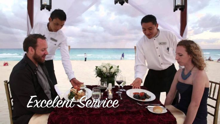 """""""Collect moments, not things""""… an unforgettable moment could be a romantic dinner on the beach with your partner, under the stars. Royal Resorts offers you this and other services. What are you waiting for?. Contact us and discover the romantic side of your holidays. #love #romanticdinner #Cancun #Mexico #Playadelcarmen"""
