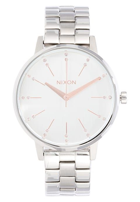 Nixon KENSINGTON - Watch - silber  for £124.99 (02/12/16) with free delivery at Zalando