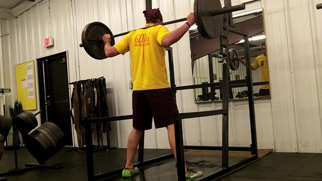 Birthday Squats Video By Dr Brooks Tiller Fitness