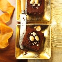 Wickedly Rich Chocolate Brownies